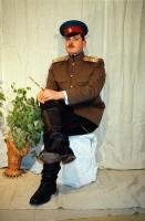 офицер воспитатель старшей роты 3 го Московского императора Александра II кадетского корпуса