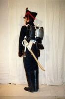 Артиллерист пешей армейской артиллерии