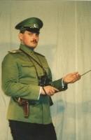офицер 8 Московского гренадерского полка