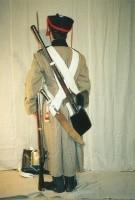 Пионер 3 роты II го пионерского полка (в-зимней шинели)