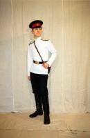 кадет старший роты 3 го Московского императора Александра II кадетского корпуса