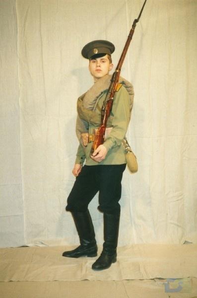 рядовой 8 Московского гренадерского полка