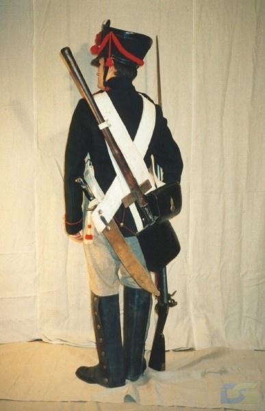 Пионер 3 роты II го пионерского полка
